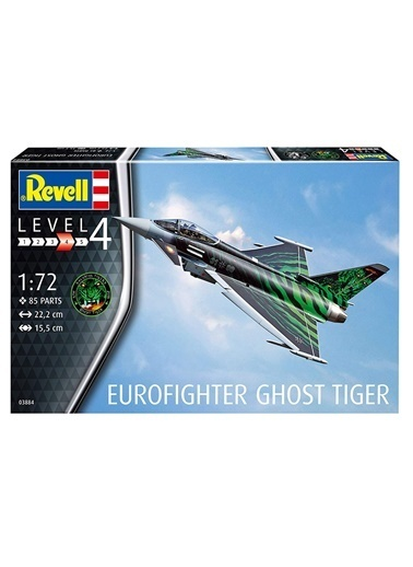 Revell  Maket Eurofighter Ghost Tiger 03884 Renkli